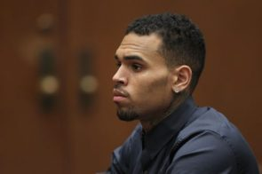 Chris Brown arrested on rape claim in Paris police officials say