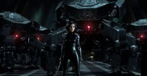 Alita Battle Angel Review Do Female Cyborgs Dream of Breasts