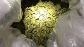 Police seize almost 7,000 pounds of cannabis from a truck. But the company that bought it says it's all legal