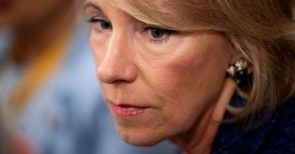 DeVos Illegally Delayed Special Education Rule Judge Says