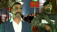 Indian pilot returns home a hero and sparks mustache trend