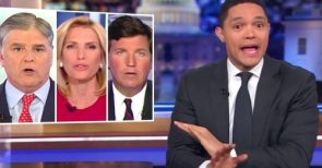 Trevor Noah Calls Out Fox News Hosts: You 'Don't Get To Say S**t!'