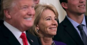 Trump's vision for higher education is limiting student loans and prioritizing for-profit colleges