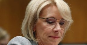 DeVos Defends $18 Million Cut to Special Olympics Funding While Asking Congress for $60 Million for Charter Schools
