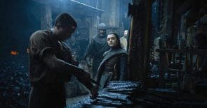 'Game of Thrones': Maisie Williams discusses Arya's surprise Gendry scene