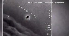 US Navy pilots reportedly spotted UFOs over East Coast