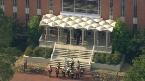 2 dead, 4 injured after shooting on UNC Charlotte campus; suspect arrested: Police