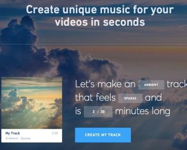 Op maat muziek maken met de computer voor je videoproductie.