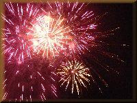 Spectacular Firework Displays
