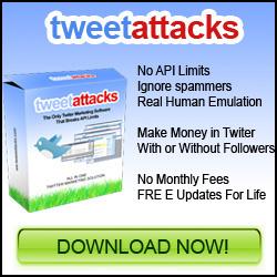 Tweet Attack 2