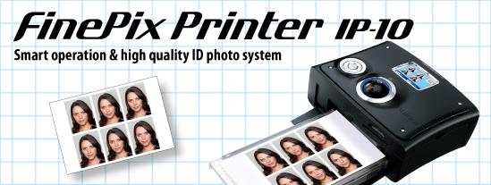 Fujifilm Finepix IP-10