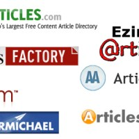Top High PR Article Directories Sites List