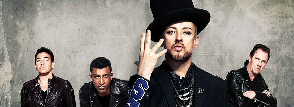 Boy George and Culture Club in Tour