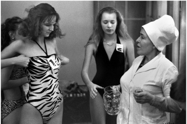 The First Moscow Beauty Contest in USSR, 1988 (3).jpg