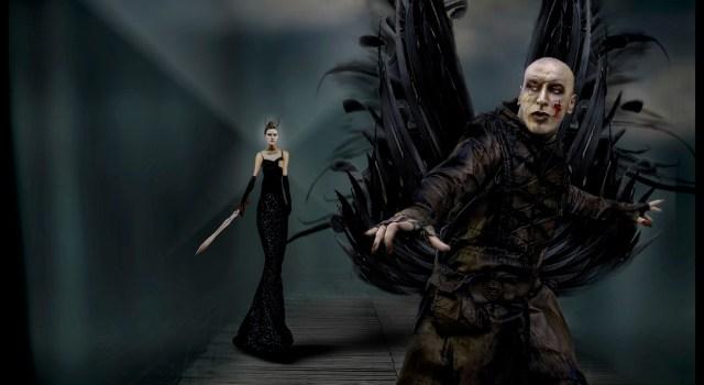 Lady hunter of vampires