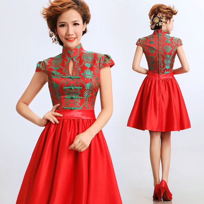 Asian-inspired-mandarin-red-Chinese-dress  (33)