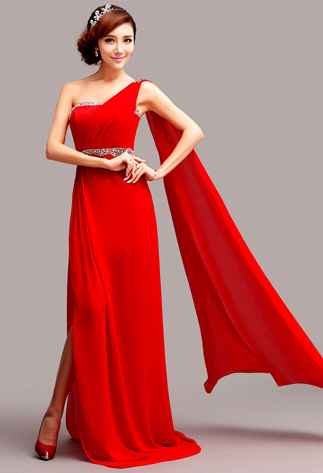 Asian-inspired-mandarin-red-Chinese-dress  (7)
