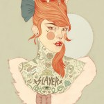 Tattoo inspired art by Liz Clements (2)
