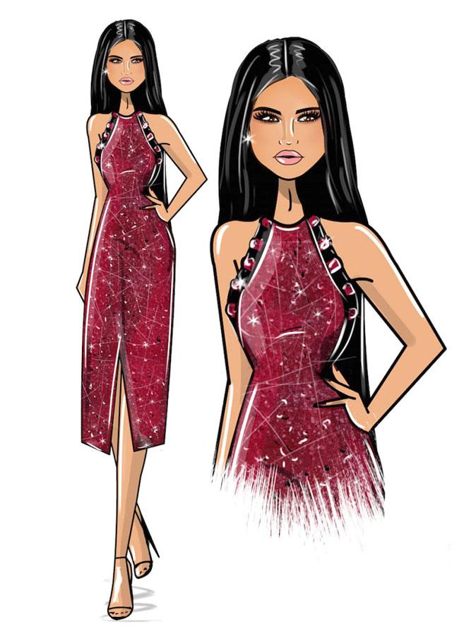 fashion illustrations by Emma Maria Kenny (7)