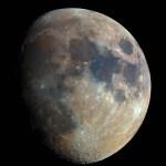 Moon Astrophotography by Bartosz Wojczyński-1moon-color