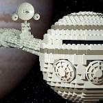 A LEGO Odyssey
