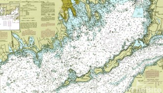 Coast Guard Approves Electronic Charts