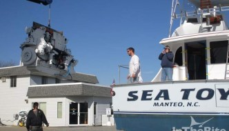 Charter Boat Sea Toy Gets Overhaul