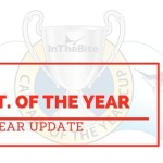 2016 Capt of the Year Mid Year Update