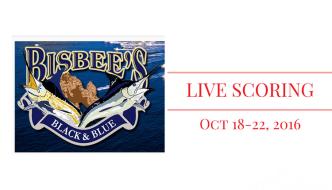 2016 Bisbees Black and Blue Tournament Updates