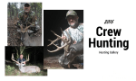 Photo Gallery- 2016 Crew Hunting Gallery