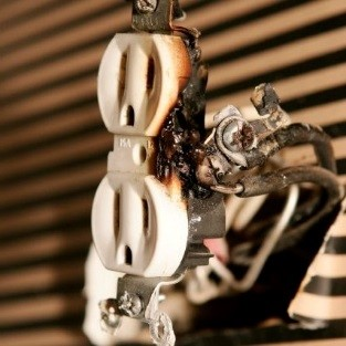 aluminum house wiring danger