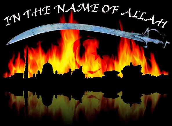 In The Name Of Allah - Terrorist Islam, As Spoken By \u0027Prophet - in the name of allah
