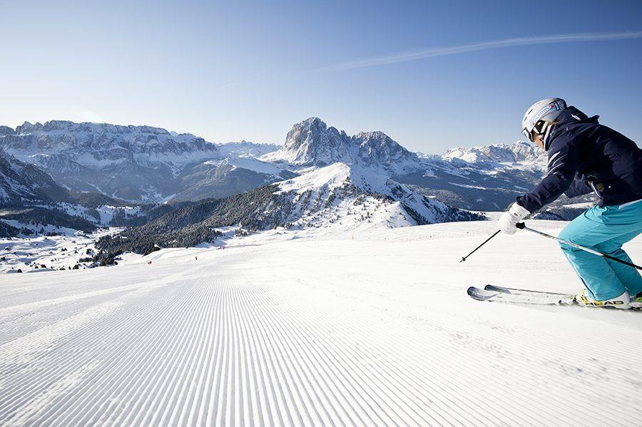 Ski The Sellaronda Inthesnow Snowsports Magazine