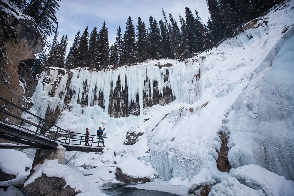 Hd Niagara Falls Wallpaper Banff Amp Lake Louise Even Better For Winter 2016 17