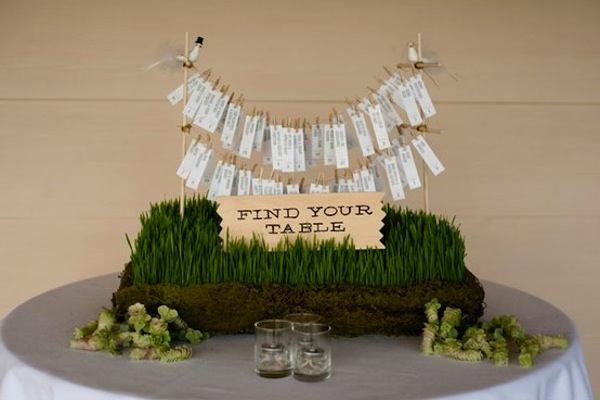 Seating Charts for Your Small Wedding - seating charts for weddings