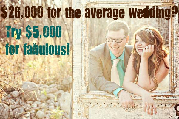 Weddings Under $5,000 14 Real Weddings to Inspire You Not to Be