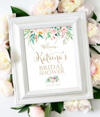 12 Beautiful Bridal Shower Ideas from Etsy | Intimate ...