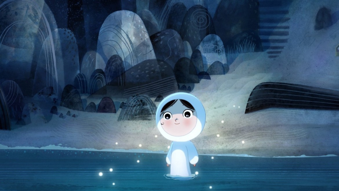 News  Views - Song of the Sea and the hand-drawn animation revival - ocean waves animations