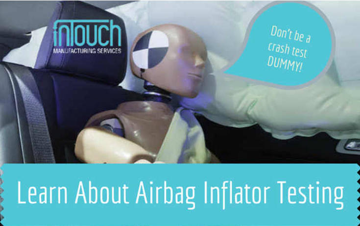 Steer Clear of Car Trouble with Airbag Inflator Testing