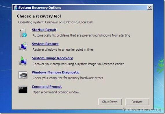 How To Repair Windows 7 From Usb Flash Drive (Repair Without