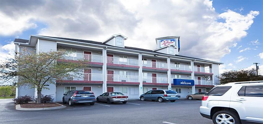 InTown Suites Extended Stay Nashville TN - Murfreesboro Pike