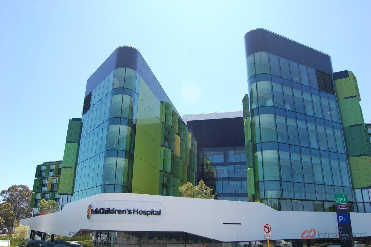 Perth Children39s Hospital Intraspace
