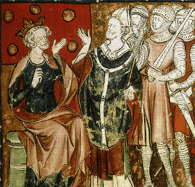King Henry II and Thomas Becket