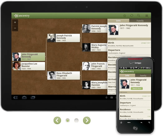 Ancestry's Genealogy Mobile Apps Update Video for family history and more…