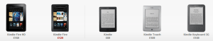 Is the upgraded Kindle Range now on Fire and Right for You