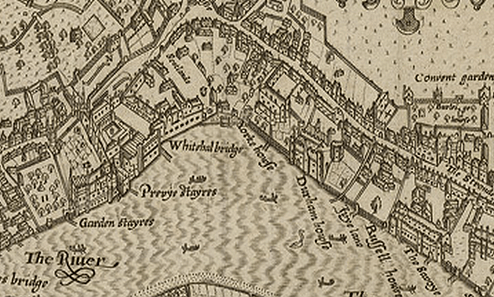 C17th London Inhabitants