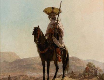 cavalier-chaouipar-eugc3a8ne-victor-de-flogny-tebessa-1865