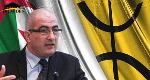 الهاشمي عصاد - الأمين العام للمحافظة السامية للأمازيغية HCA