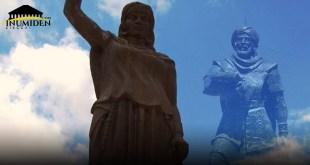 تخريب تمثال الملكة ديهيا، ماذا لو خرب تمثال الإرهابي عقبة بن نافع إينوميدن.كوم البوابة الثقافية الشاوية