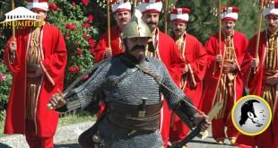 إستعراض للجيش الإنكشاري في إسطنبول